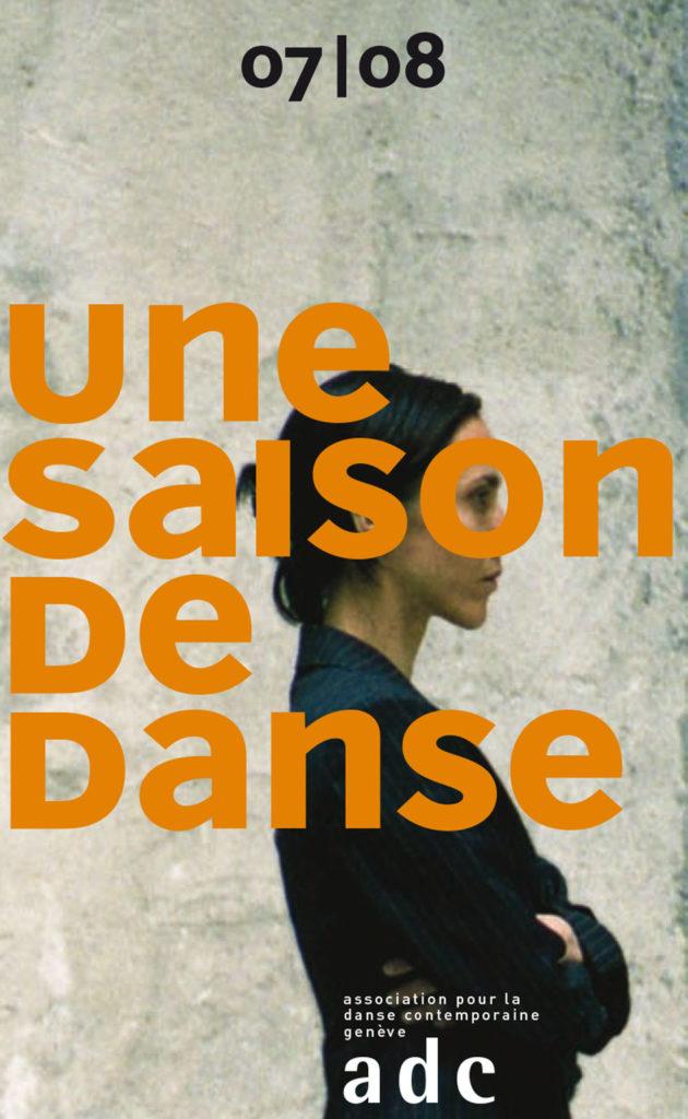 Saison 07-08 (programme) 1