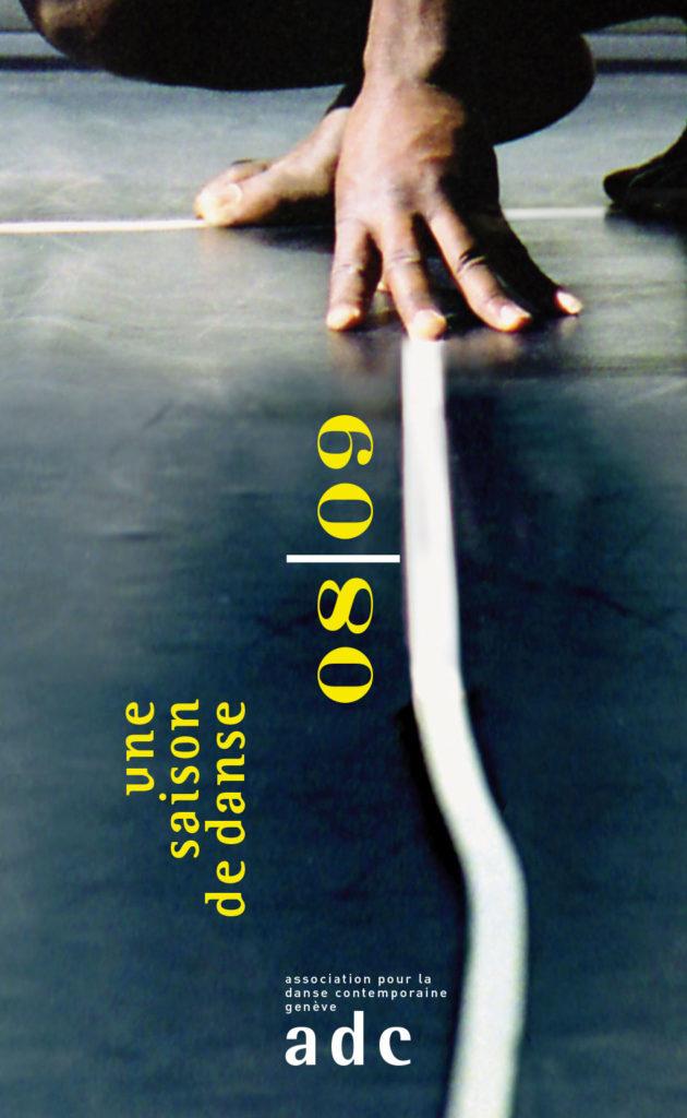Saison 08-09 (programme)