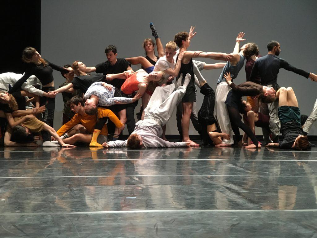 Olivier Dubois & Le Ballet Junior