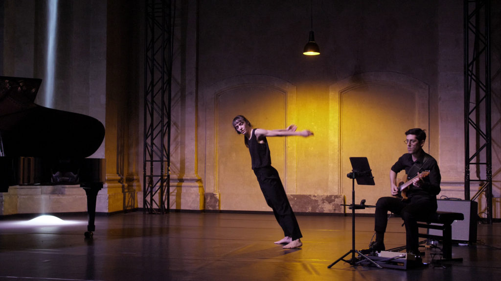 Maud Blandel feat. Maya Masse & L'Ensemble Contrechamps 3